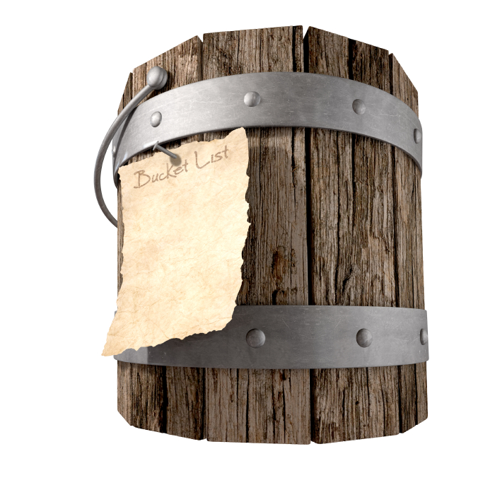 Bucket List Perspective